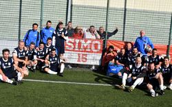 "Team Querceto Calcio ""Real Madrid"" in Memoriam Simone"