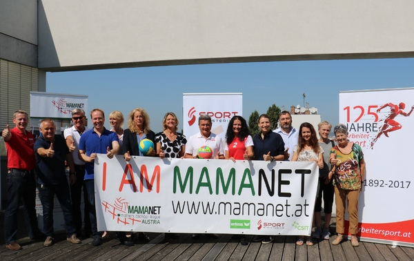 Mamanet Austria on the way