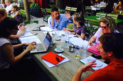 WSG 2015 - Coordination Meeting in Vienna