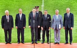 5th CSIT World Sports Games in Riga are officially opened