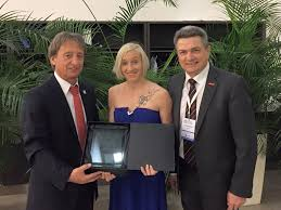 EFPM - Award for Daniela Iraschko
