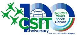 Invitation to the 3. CSIT World Sports Games 2013