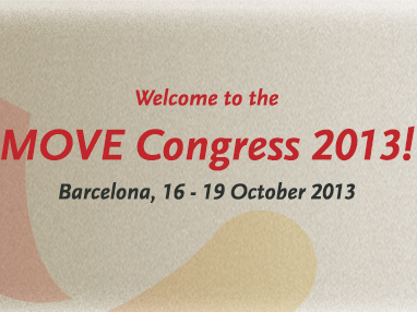 ICSA: MOVE Congress 2013 in October