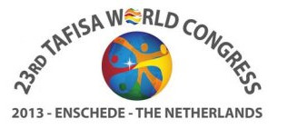 TAFISA World Congress from October 23-27 in Enschede