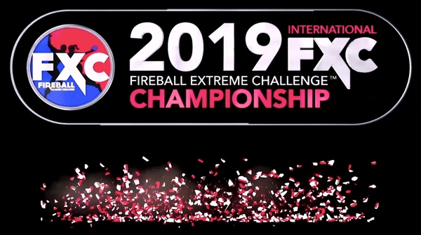 Brand new Video - Fireball Xtreme Challenge 2019
