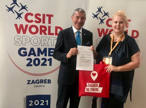 WSG 2021 from 13th to 18th July in Zagreb