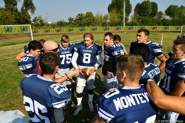 International Amateur American Football League