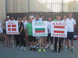 CSIT World Championship Tennis in Eilat