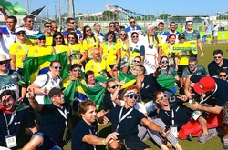 111 Brasilians in Lignano - Three Times Number One