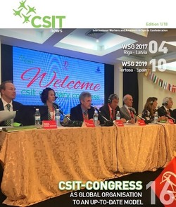 The new CSIT-MAGAZINE