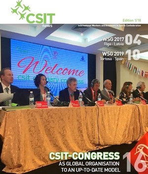 HAPPY NEW YEAR with the new CSIT-MAGAZINE