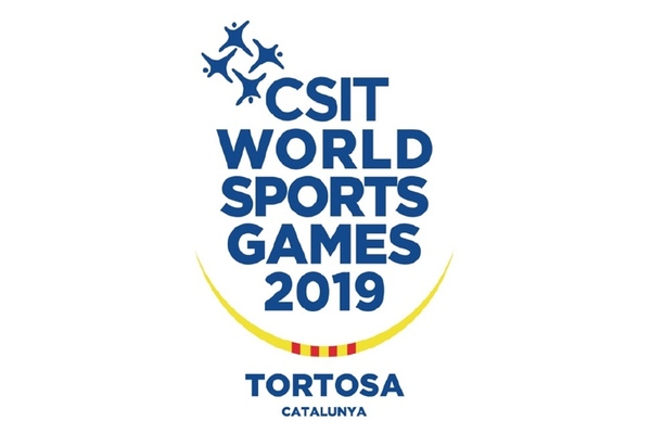 CSIT World Sports Games in July 2019
