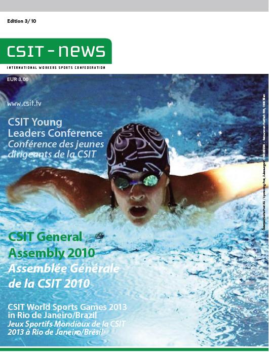 CSIT News Winter 2010_Titelblatt_best