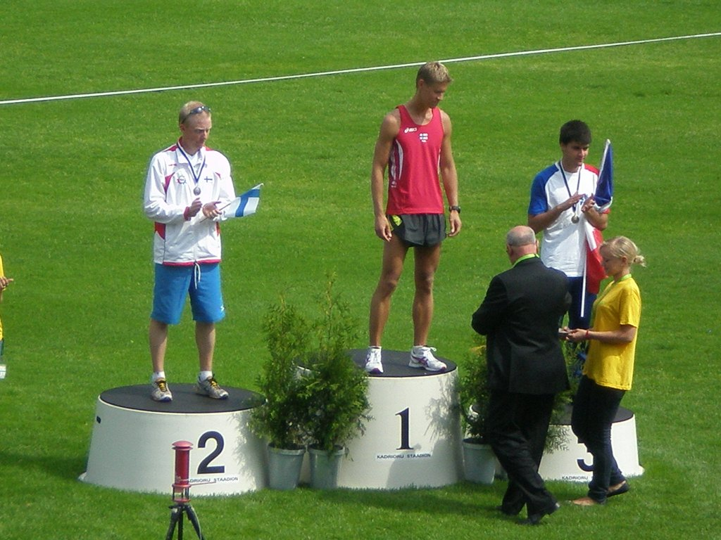4Athletics medals