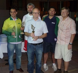 The 25. CSIT Chess Championships in Eilat / Israel